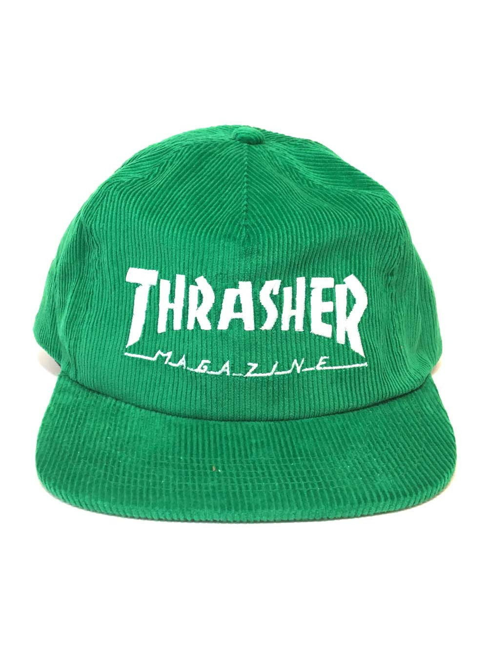 Кепка thrasher, MAGLOGOCORDUROY_greenцвет: GN